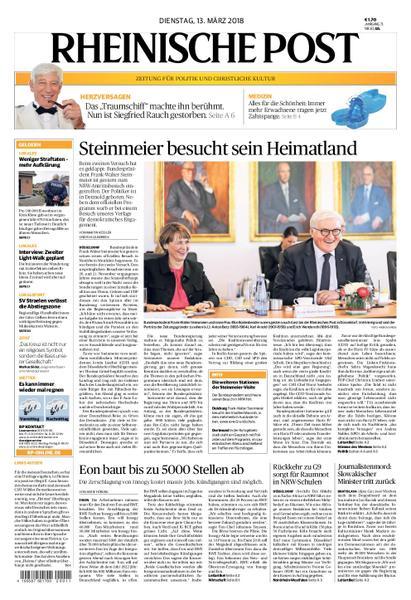: Rheinische Post Geldern 13 Maerz 2018