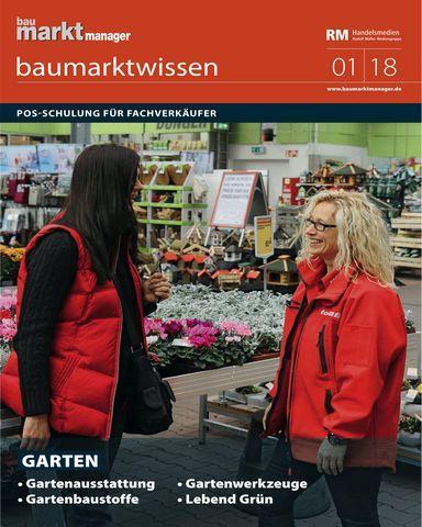 : Baumarktmanager Nr 1 2018