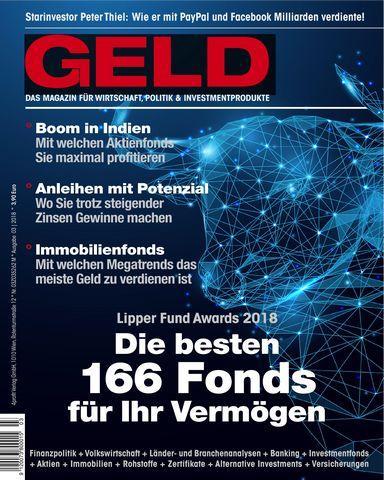 : Geld Magazine Maerz 2018