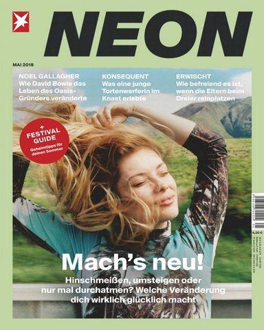 Stern Neon Mai 2018