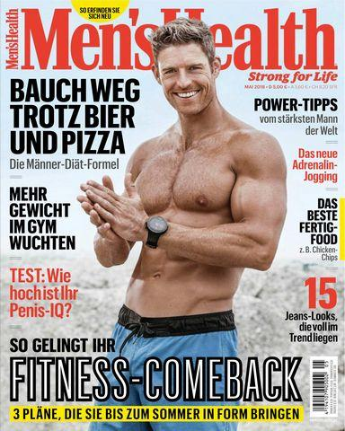 download Mens Health Germany Mai