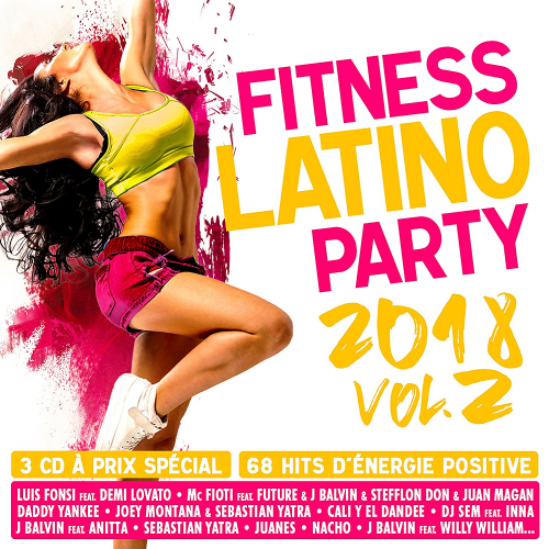 Fitness Latino Party (2018 Vol. 2)