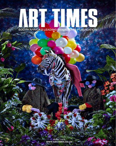 Art Times March 2018