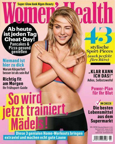 download Womens Health Germany Mai