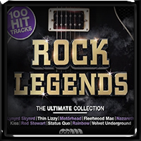 Rock Legends The Ultimate Collection (2018)