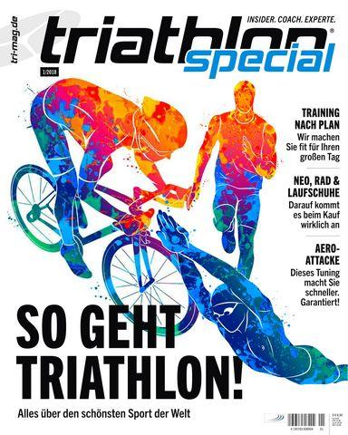 download Triathlon.Special.Germany.Nr.1.2018
