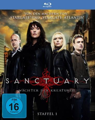 download Sanctuary S01 - S04