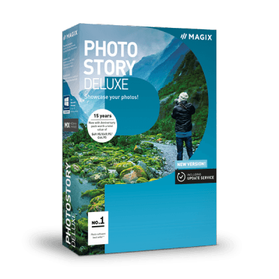 MAGiX Photostory Deluxe 2018 V17