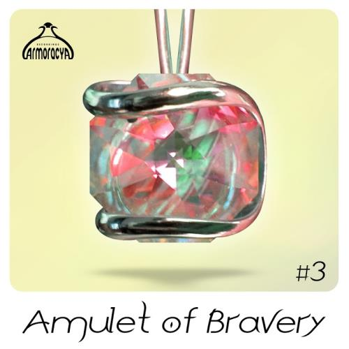 Amulet Of Bravery #3 (2018)