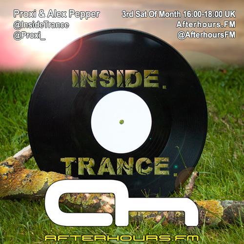 Proxi & Alex Pepper - Inside Trance 021 (2018-04-21)