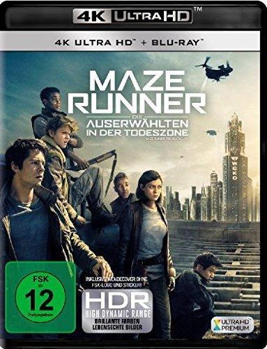 download Maze Runner Die Auserwählten in der Todeszone