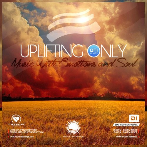 Ori Uplift & DJ Ruby - Uplifting Only 275 (2018-05-17)