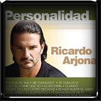 Ricardo Arjona - Personalidad (2015)