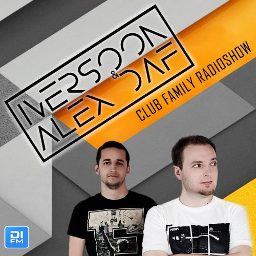 Iversoon & Alex Daf - Club Family Radioshow 148 (2018-05-15)