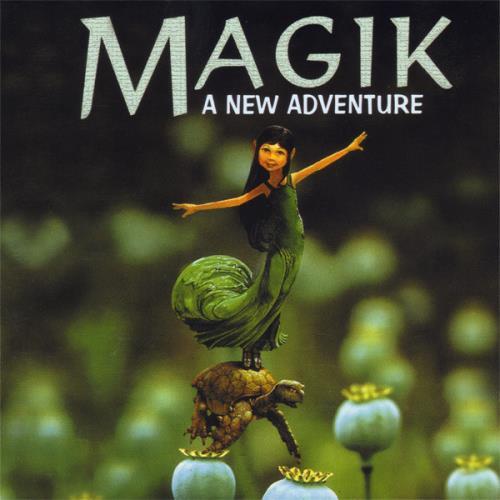 Magik: A New Adventure (Mixed By DJ Tiesto) (1999)