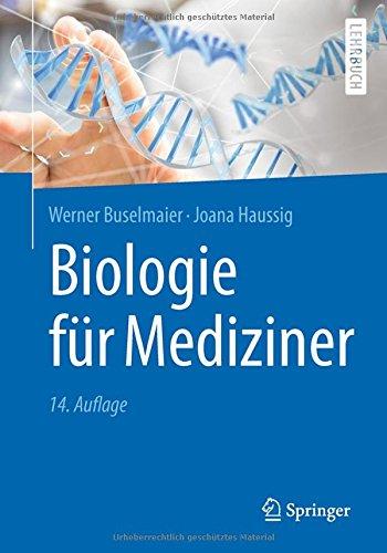 Werner Buselmaier - Biologie für Mediziner- 14 Auflage