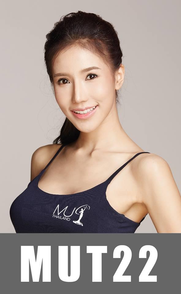 candidatas a miss universe thailand 2018. final: 30 june. - Página 2 496mb5n3