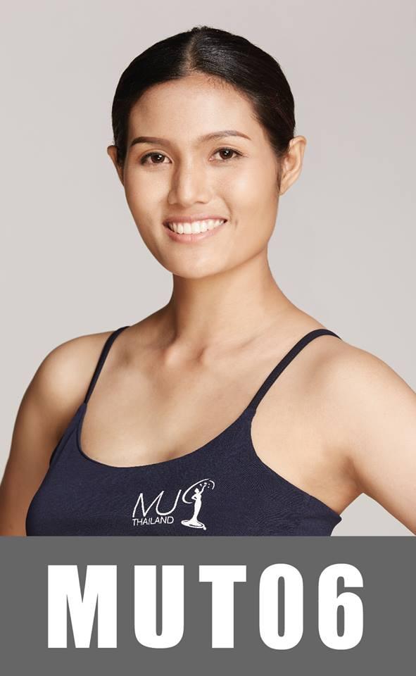 candidatas a miss universe thailand 2018. final: 30 june. Jltb7b47