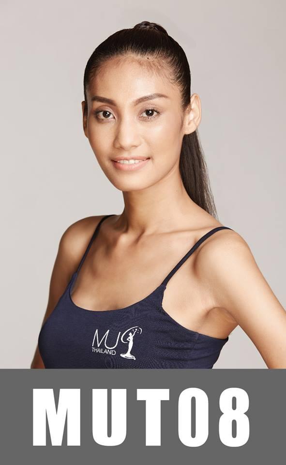 candidatas a miss universe thailand 2018. final: 30 june. Jvn6rlx5