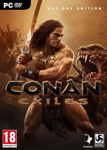 : Conan Exiles Barbarian Edition v17925 incl Dlcs and Multiplayer Multi12-CorePack