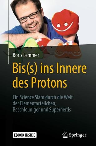 Boris Lemmer - Biss ins Innere des Protons
