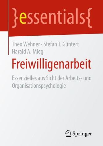 Theo Wehner - Freiwilligenarbeit