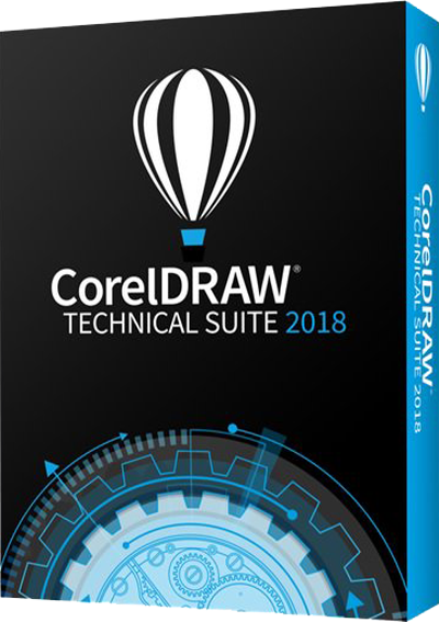 CorelDRAW Technical Suite 2018 v20.1.0.707 (x86-x64)