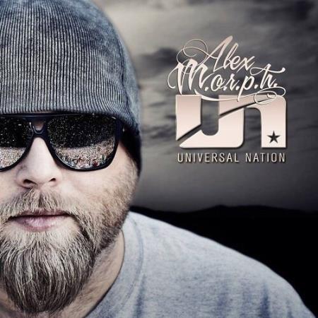 Alex M.O.R.P.H. - Universal Nation 182 (2018-09-24)