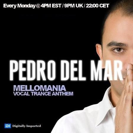 Pedro Del Mar - Mellomania Vocal Trance Anthems 541 (2018-09-24)