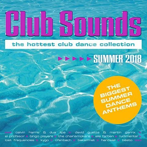 download Club.Sounds.Summer.2018.(2018)