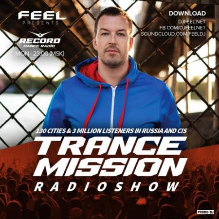 DJ Feel - TranceMission (18-05-2018)
