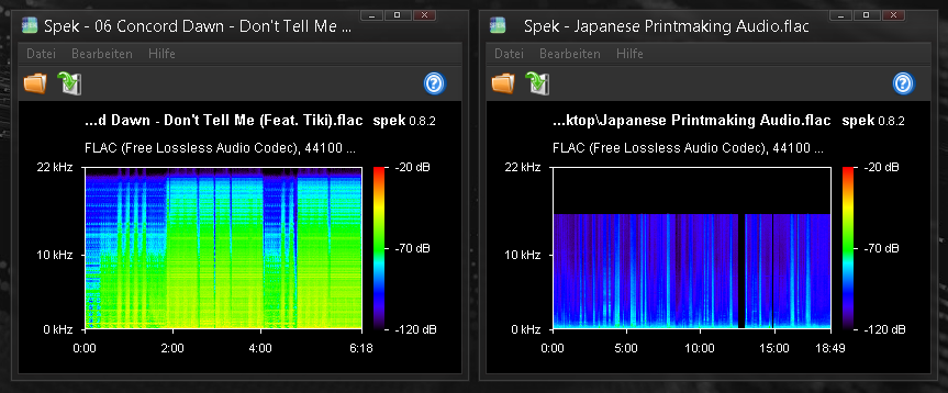 VST Plugin Support + Spectrum analysis - LA Forums