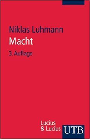 Niklas Luhmann - Macht