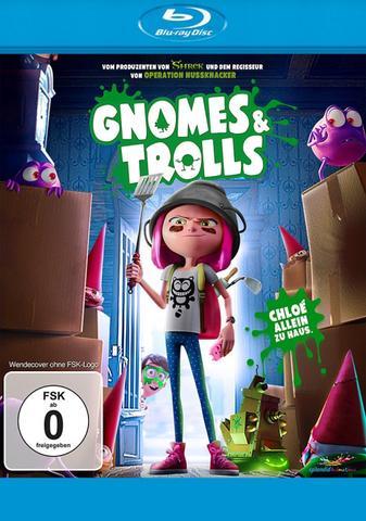 gnome alone 2017 full movie download