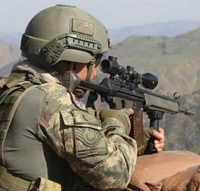 GİRESUN'DA PKK İLE SICAK TEMAS SAĞLANDI