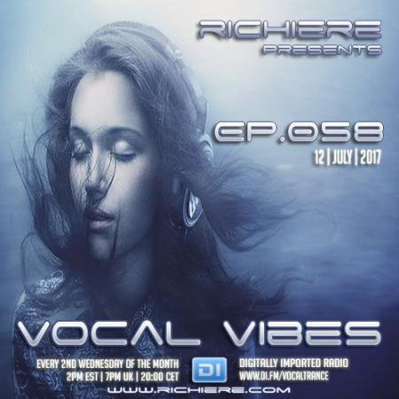 Richiere - Vocal Vibes 069 (2018-07-11)