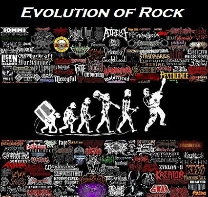 download Evolution of Rock (Vol.23)