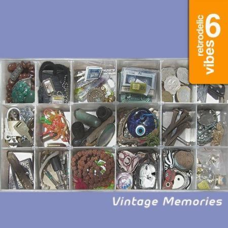 Retrodelic Vibes 6-Vintage Memories (2018)