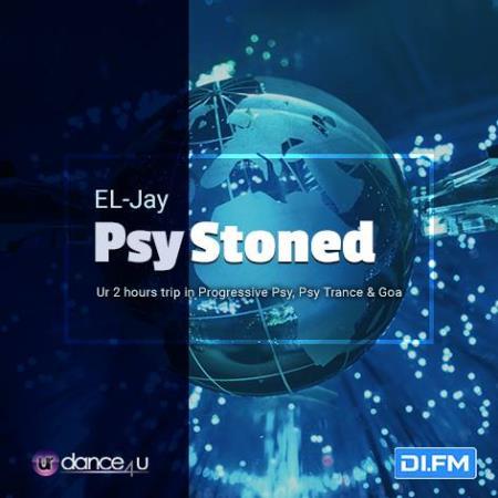 EL-Jay - PsyStoned 144 (2018-07-15)
