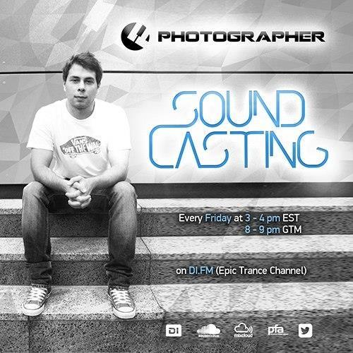 Photographer - SoundCasting 217 (2018-08-10)