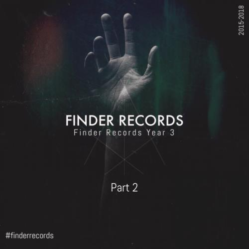 Finder Records 3 Year: Part 2 (2018)