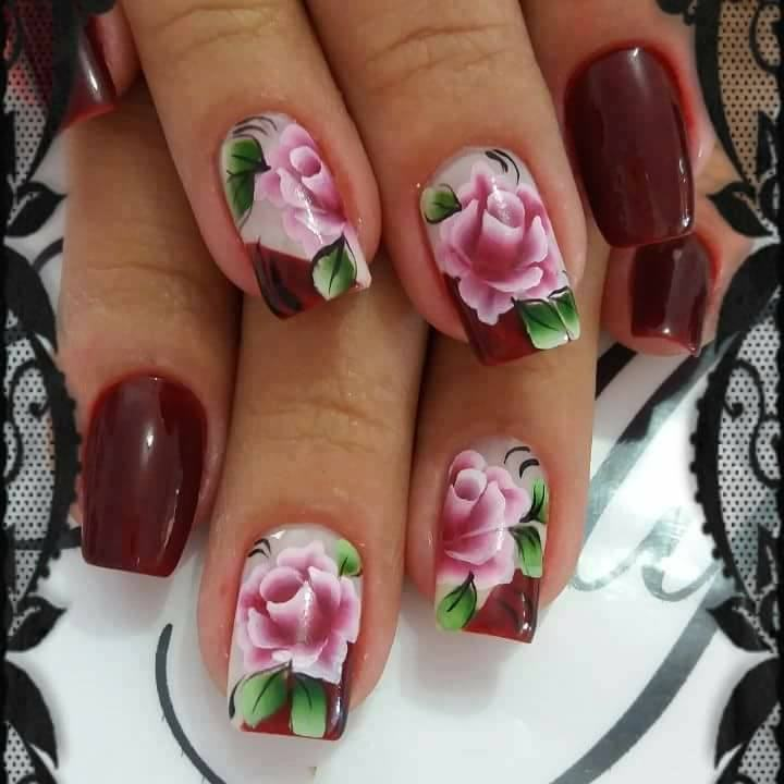 Nail Art Designs Nail Color Trends 2018 Style2 T