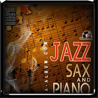 V.A. Jazz Sax and Piano (2016)