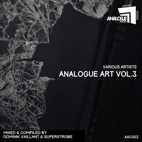 Dominik Vaillant & Superstrobe - Analogue Art Vol  ...