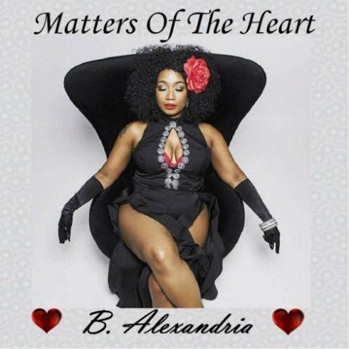 B. Alexandria – Matters of the Heart (2018)