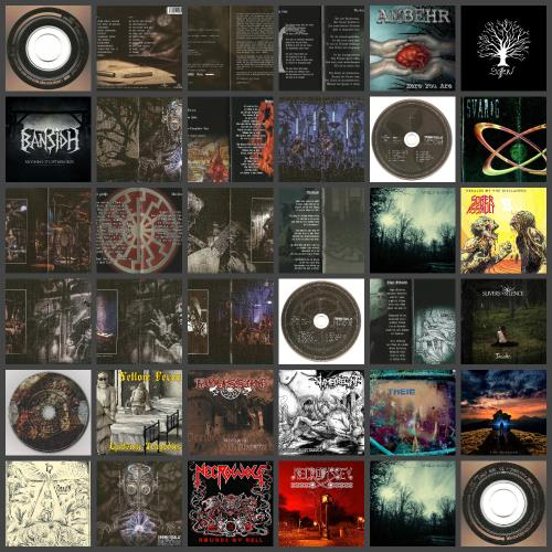 Metal Music Collection Pack 024 (2018)