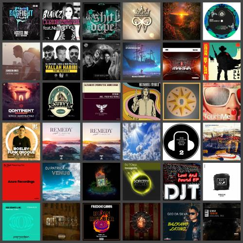 Beatport Music Releases Pack 405 (2018)
