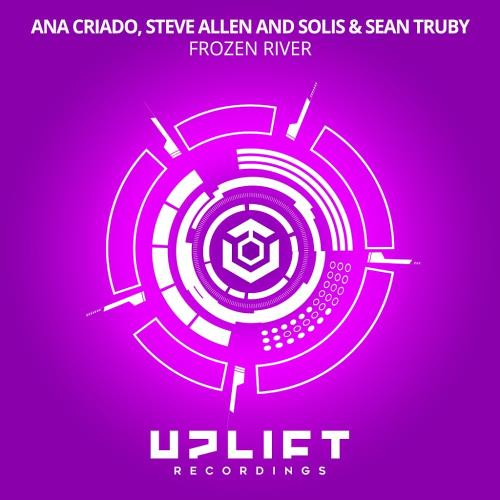 Ana Criado & Steve Allen & Solis & Sean Truby - Frozen River (2018)