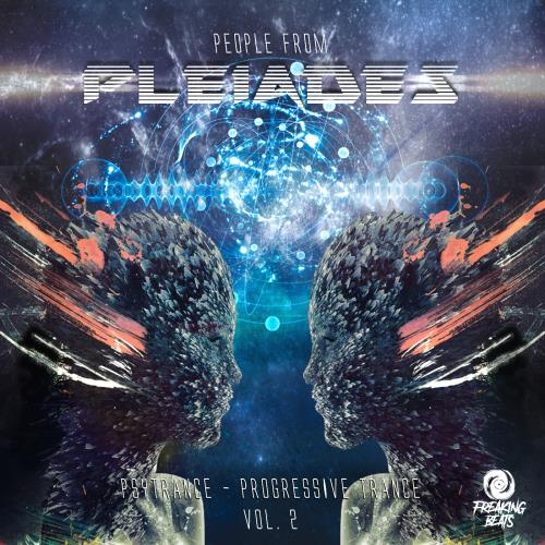 People From Pleiades, Progressive Psytrance, Vol. 2 (2018)