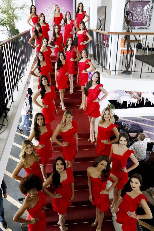 candidatas a miss venezuela 2018. final: 13 december. 4vztzh7l